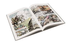 Ottoman Books Ottoman Sultans Brought Back To In Comic Books Daily Sabah