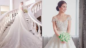wedding dresses 2017 beautiful wedding gowns spot ph