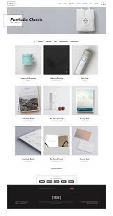 celia innovative and inspiring portfolio psd template for modern