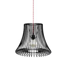 wire cage pendant light stunning wire pendant light in house design ideas wire cage