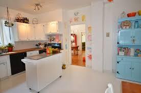 Painted Linoleum Floor Laini Taylor U0027s Blog Halleluja I Don U0027t The Kitchen Anymore