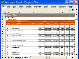 free project planner template lukex co