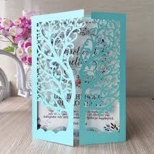 Wedding Invitation Cards China Online Get Cheap Tiffany Card Aliexpress Com Alibaba Group