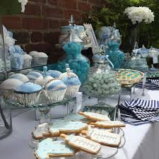 themed l blue teddy themed baby shower candy buffets l sweetie tables l