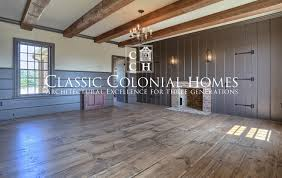 Classic Colonial Floor Plans by Classic Colonial Homesclassic Colonial Homes