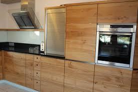 küche massivholz küchen holz baumann