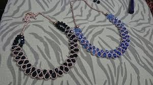 make bead chain necklace images Recycling archives handmade4all jpg