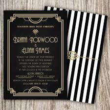 wedding invitations kansas city deco great gatsby roaring twenties invitation roaring 20 s