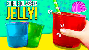edible glasses diy gummy glasses how to make edible glasses from delicious