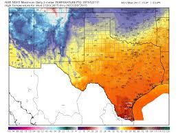 Weather Forecast San Antonio Tx March Your Christmas Week Weather Forecast Significant Weather Hazards