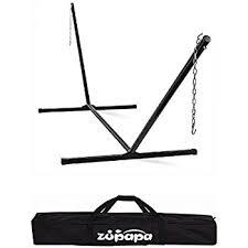 amazon com best choice products hammock stand 15 u0027 solid steel