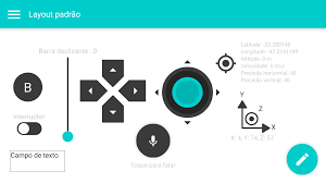 create your bluetooth control for arduino with android w