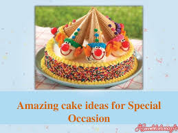 amazing cakes idea for special occasion