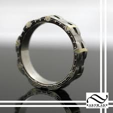stargate wedding ring handmade crafted stargate ring in gold by earth gem