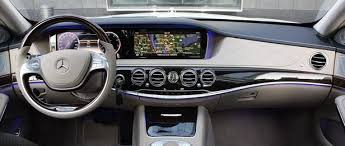 2014 S550 Interior 2014 Mercedes Benz S Class W Video Autoblog
