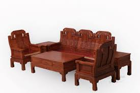 Old Style Sofa by Ming Dy Style Rosewood Solid Wood Furniture Palace Chair Fauteuil