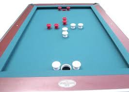 slate bumper pool table berner billiards the brickell pro slate bumper pool table game