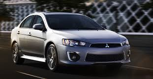 mitsubishi lancer the new 2017 mitsubishi lancer is here
