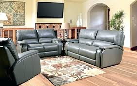 Power Reclining Sofa Set Top Grain Leather Sofa Recliner Top Grain Leather Power Reclining