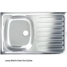 leroy merlin evier cuisine evier de cuisine en resine 2 bacs leroy merlin with vier cuisine