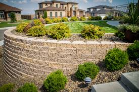 Retaining Wall Garden Bed by Huesitos Landscaping Llc
