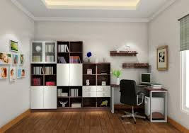 study room interior design bookcase designing white lentine