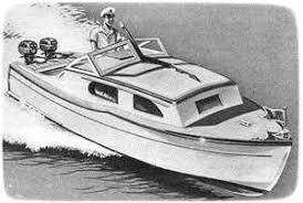 Wooden Speed Boat Plans For Free by Free Motorboat Plans