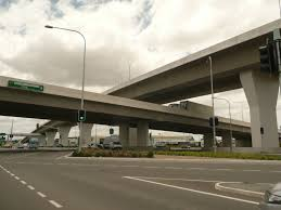 Airport Flyover, Brisbane