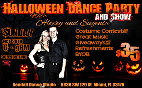 halloween dance images miami ballroom halloween dance party 123nowdance com miami