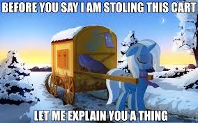 Trixie Meme - 260438 artist gign 3208 image macro meme safe snow trixie