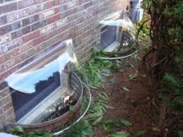 How To Cover Basement Windows by Custom Window Well Covers Egress Plexiglas Masonry Metal The