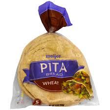Meijer Patio Furniture Sets - meijer wheat pita bread 12 oz meijer com