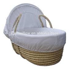baby baskets wholesale large corn bract material baby baskets with handle buy