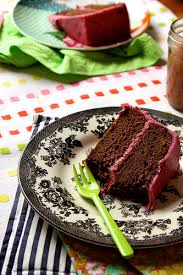 chocolate beet cake with beet cream cheese frosting joy the baker