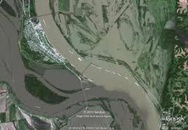 Cairo Illinois Map by Google Lat Long Mississippi Floods Images And Data