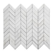 marble chevron mosaic centurymosaic marble mosaic manufacturer