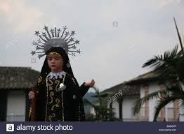 easter plays for children child plays the for an easter parade colombia stock