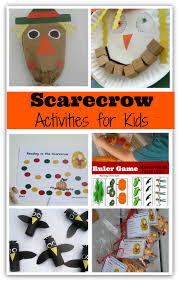 scarecrow activities for kids png