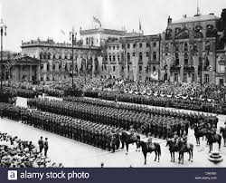 second berlin second world war victory parade in berlin and other german cities