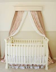 Princess Drapes Over Bed Coronet Canopy Diy Design Idea I Would Put Two Dowels On This