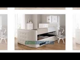 Ottoman Tv Bed Cheap Brown Leather Ottoman Bed Find Brown Leather Ottoman Bed