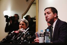 Seeking Greenwald Why Glenn Greenwald Relentlessly Attacks Clinton Even If