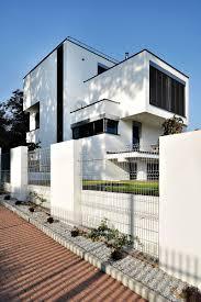 architecture ground floor plan of three story house design
