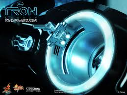 Tron Legacy Light Cycle Cotd Logo 2016