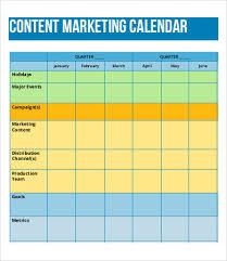 content calendar template exol gbabogados co