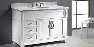 Bathroom Bathroom Vanities In White On Bathroom With Regard To - White vanities for bathrooms
