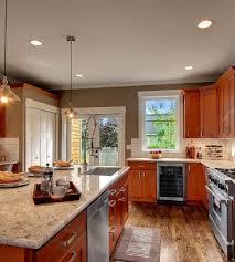 cherry shaker kitchen cabinet doors american cherry shaker pius kitchen bath