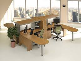 Wooden Office Table Design Office Desk Modern Contemporary Wooden Office Desk Book Case