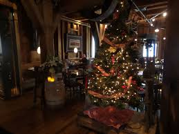 50 festive restaurants to visit for holiday cheer