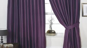Silver Purple Curtains Cute Sample Of Fantastic Blue Drapes As Flowing Office Curtains